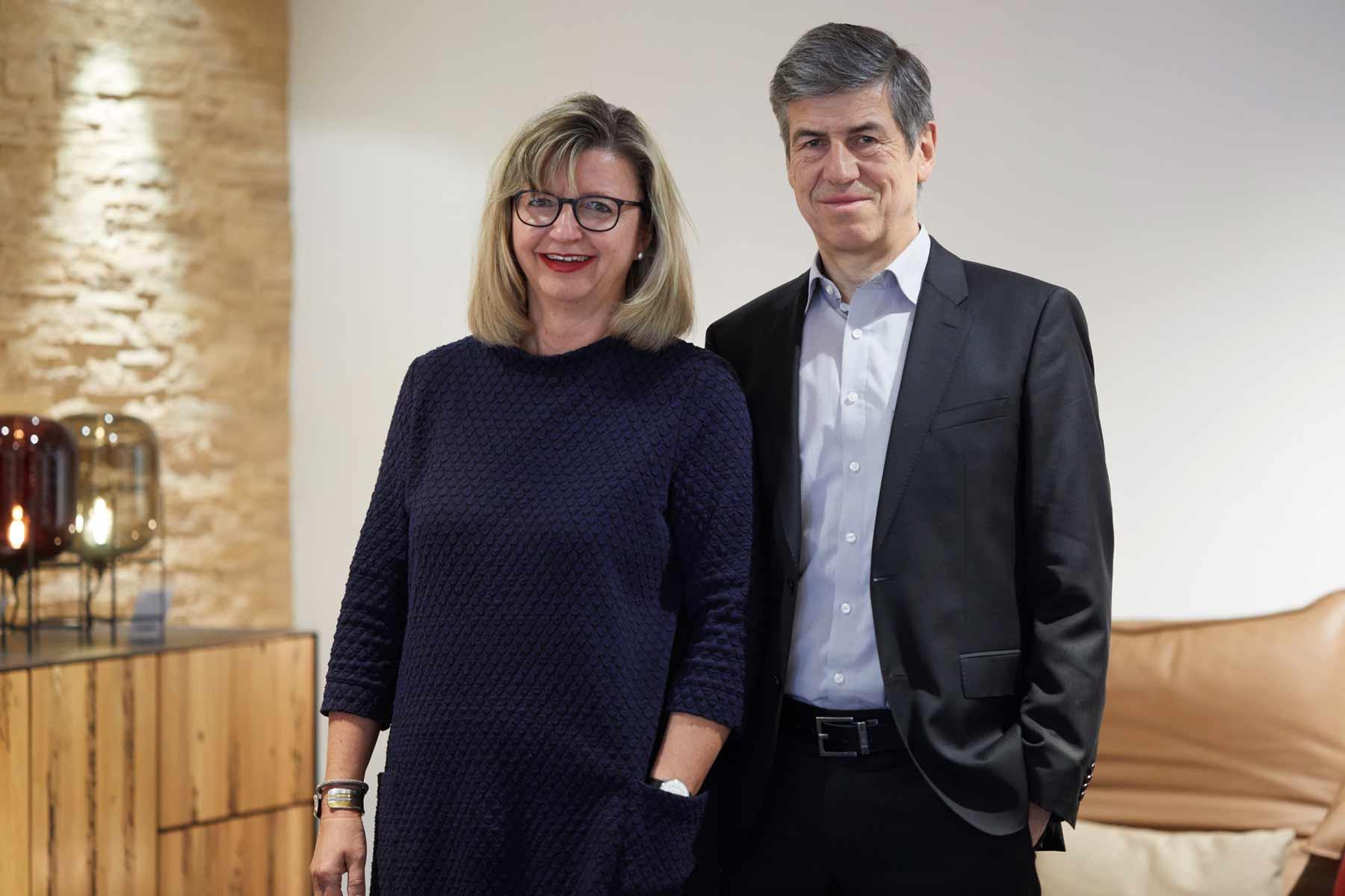 Uli und Jutta Schatz - Geschäftsleitung