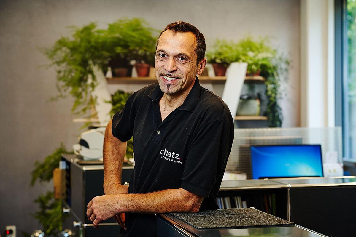 Reinhold Aicher - Kundendienst und Service