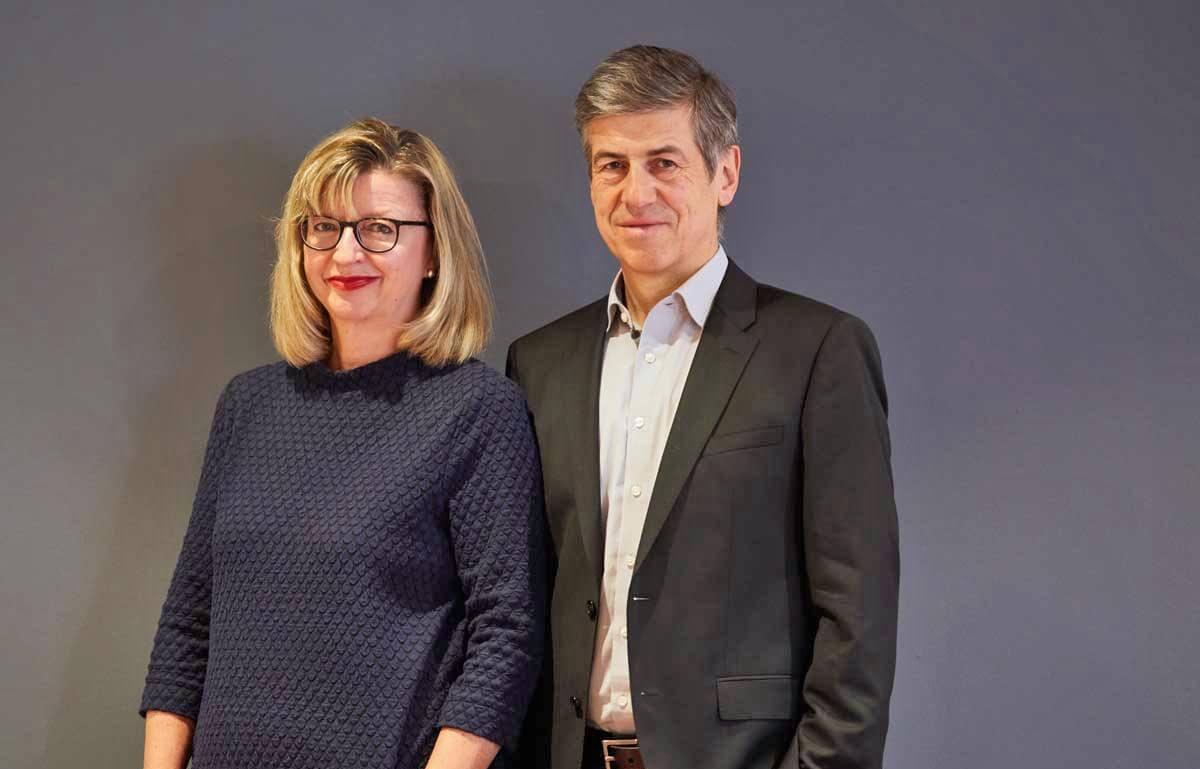 Jutta und Uli Schatz Geschaeftsfuehrung
