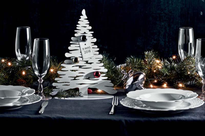 Alessi Xmas Weihnachtsbaum-Aktion