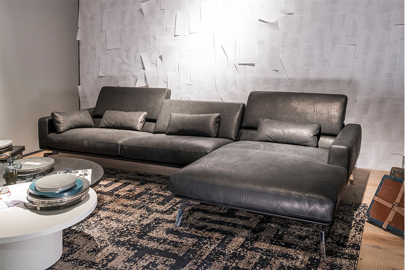 Leder Sofa von Desede bei schatz schoener wohnen in tuttlingen