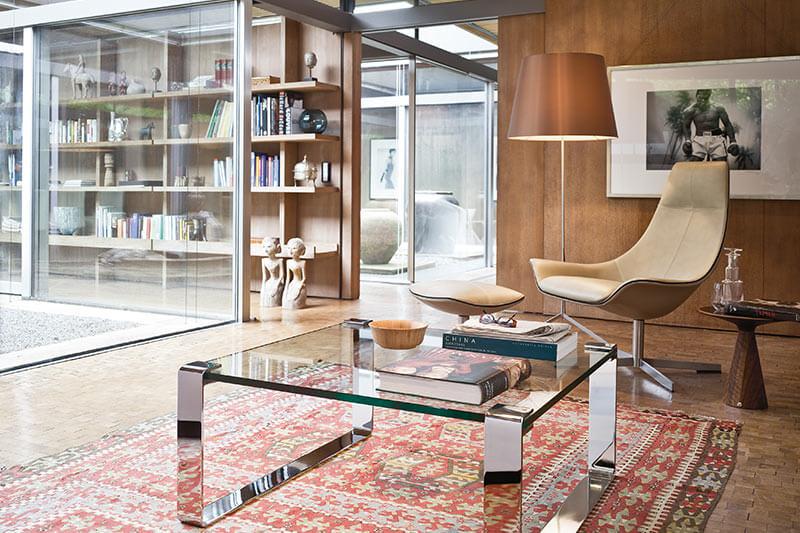 Stylische Möbel für das Wohnzimmer von Draenert