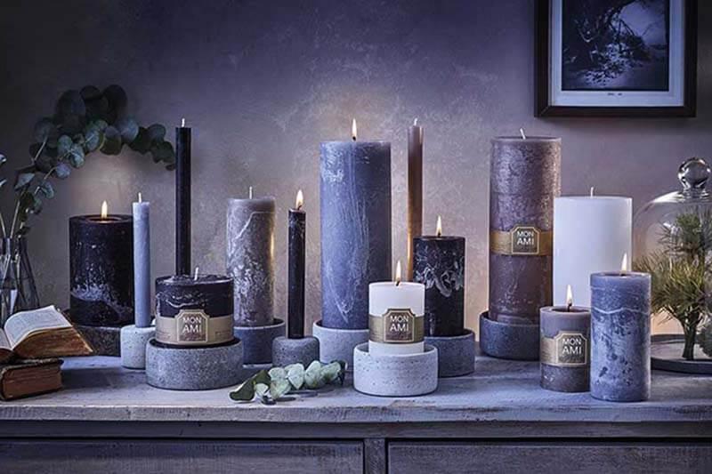 Schatz-Wohnen Engels Kerzen