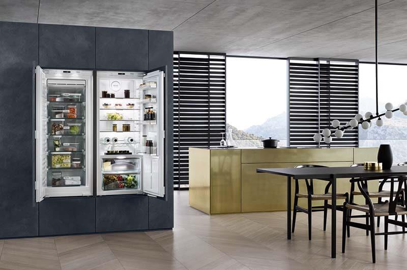 Schatz-Wohnen Kochen Küche Designerküche Miele
