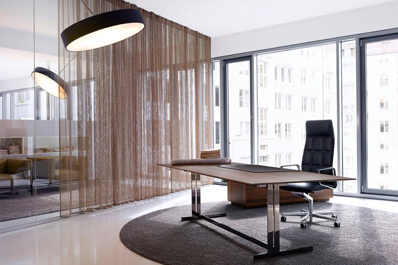 Hochwertige Möbel von Walter Knoll