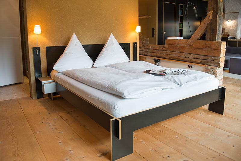 Hochwertige Betten von Moormann