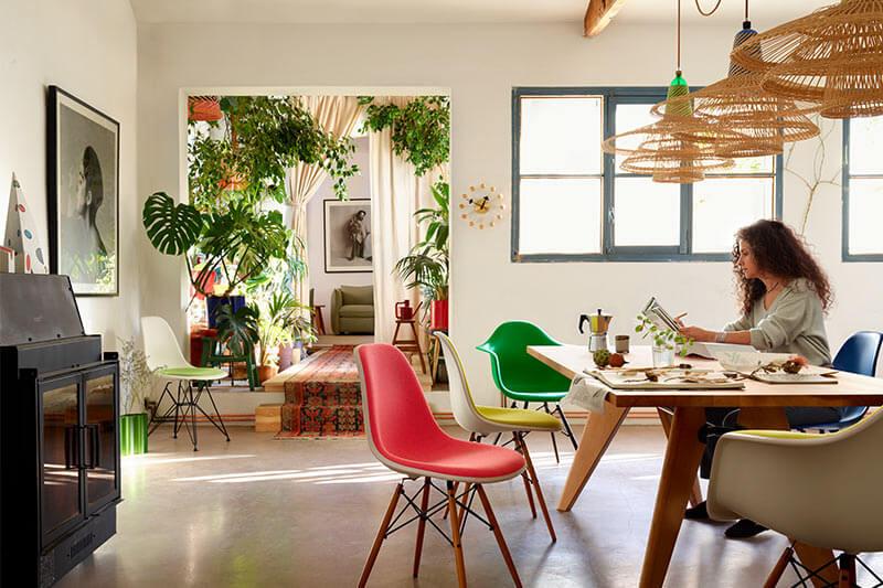 Hochwertige Möbel von vitra