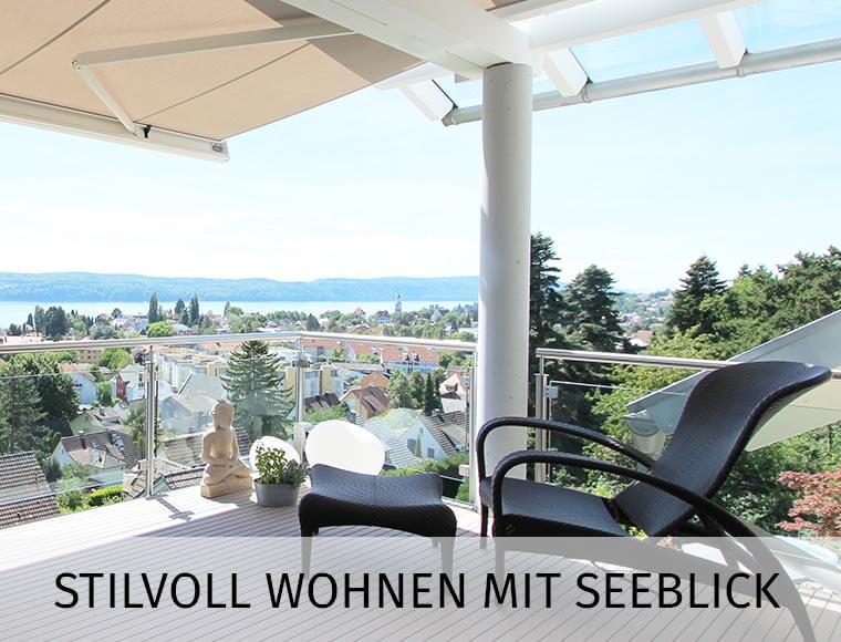 Schatz Tuttlingen Referenzen - Stillvoll wohnen mit Seeblick